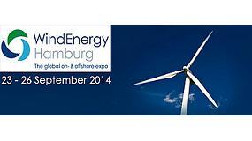 Foto de Ega Master participa en la feria eólica Windenergy Hamburgo 2014