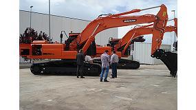 Foto de Las excavadoras Doosan DX255LC-3 resultan ganadoras en un nuevo concurso público de Tragsa