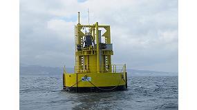 Foto de Desfondeo del generador el�ctrico marino del proyecto Undigen