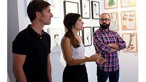 Foto de Canon apoya a los mejores ilustradores españoles en la exposición 'Tres de Cien'