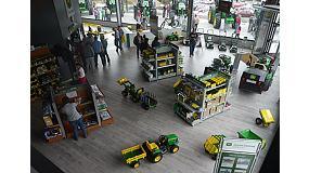 Foto de John Deere amplía su presencia en Galicia con la inauguración de sus nuevas instalaciones en Santiago de Compostela