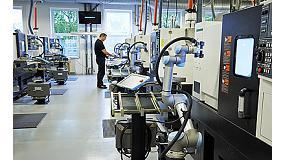 Foto de Universal Robots lanza en España su nueva generación de robots industriales