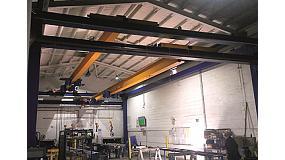 Foto de Amco Metall-Service confía en Abus para mover sus productos