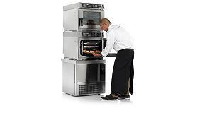 Foto de Distform presenta en Hostelco su nuevo horno compacto y su envasadora al vacío