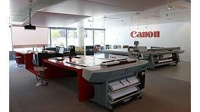 Foto de Canon abre su showroom para mostrar las últimas novedades en impresión profesional