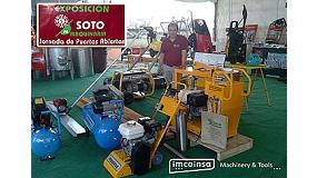 Foto de Imcoinsa participa en las jornadas de puertas abiertas de Soto Maquinaria