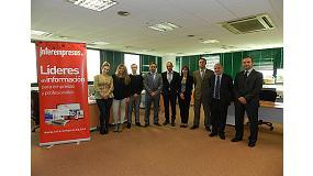Foto de Tercer aniversario de la delegaci�n en Madrid de Grupo Nova �gora