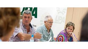 """Foto de UPA califica de """"nefasta"""" la gestión del Gobierno y de la Comisión Europea tras 50 días de veto ruso"""
