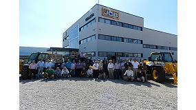 Foto de JCB España celebra la Convención de Vendedores 2014 en sus nuevas instalaciones
