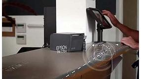 Foto de Epson lleva a Hostelco la gestión de establecimiento hostelero con tablets