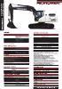 HMK220LC / NLC GEN Series - Excavadora de Cadenas Hidromek