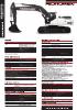 HMK300LC / NLC GEN Series - Excavadora de Cadenas Hidromek