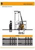JCB TeleTruk TLT25 TLT25HL TLT30 TLT35 - especificaciones técnicas