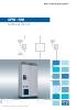 WEG- Variador de velocidad Modular Drive CFW-11M