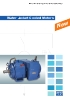 WEG Motores enfriados por agua (WEG- Water Jacket Cooled Motors)