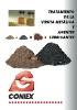 Tractament de l'encenall metàl·lic i agents lubrificants