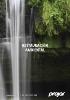 Catálogo Restaución Ambiental