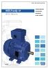 WEG-Familia de motores Atex (Family of Atex motors)