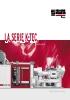 Máquinas de inyección de alto rendimiento, K-TEC