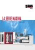 Máquinas de inyección con gran fuerza de cierre, de regulación hidráulica, Máxima