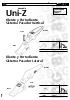 Diente y Portadiente Sistema Pasador Vertical