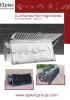 Hormigoneras de cucharón serie C - transmisión por cadena