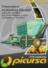 Trituradora Aliramas Energy 5000