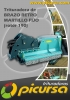 Trituradora de Brazo Retro Martillo Fijo - ROTOR 190