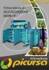 Trituradora de Alcachofas Doble