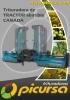 Trituradora de Tractor Abaible Canada