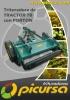 Trituradora de Tractor TB con Port�n