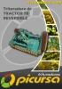 Trituradora de Tractor TB reversible