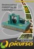 Desbrozadora Forestal de Cadenas - 2 Cadenas