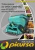 Trituradora de Viña Central con Cesto Recogedor Basculante