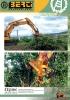 Cabezales desbrozadores forestales serie ECF MD/SB