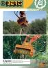 Cabezales desbrozadores forestales serie ECF/SB