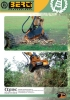 Cabezales desbrozadores forestales serie EFX MD/SB