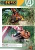Cabezales desbrozadores forestales serie EFX/SB
