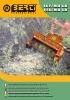 Cabezales desbrozadores forestales series ECF MD/SB - EFX MD/SB
