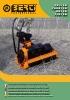 Cabezales desbrozadores series CKT/SB - PARK/SB - RA/SB - TFB/SB