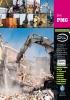 Pinzas de escolleras, manipulación y demolición serie PMG - rotación 360º