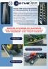 Rampas de aluminio plegables y Pasarelas de aluminio