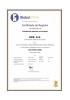 Certificats ISO 9001:2008