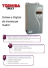 Sistema digital de arranque suave Toshiba TMS7