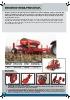 Sembradoras para cereales en terrenos compactos