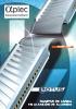 Rampas de aluminio y Plataformas de aluminio