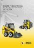 Multi-herramienta Cargadoras compactas Wacker Neuson 501s � 701s � 701sp
