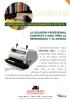 JBI Perforadora/encuadernadora eléctrica Punch-Bind 3300