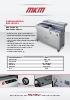 MKM Encoladora semiautomática HotMelt BW-950-Z+