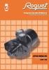 Catálogo Motores Hidráulicos Mod. Roquet - 1MGP/1MGR